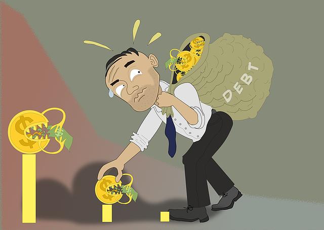 How do we get to bad debt?